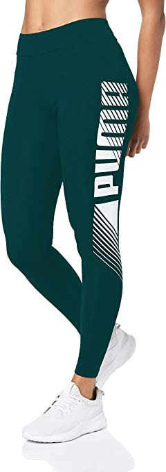 PUMA Women's ESS+ Graphic Leggings