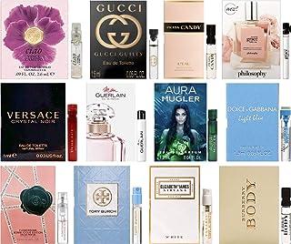 Designer Fragrance Samples Pour Femme - Sampler Lot x 12...