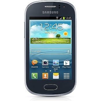 Samsung Galaxy Fame (S6810) - Smartphone libre Android (pantalla ...
