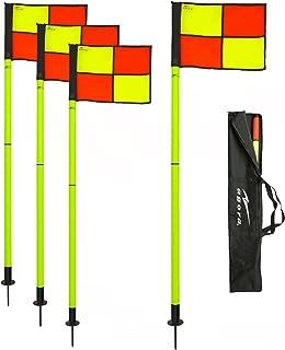 soccer corner markers