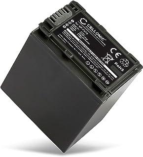 CELLONIC Batería Compatible con Sony FDR-AX53 FDR-AX700 AX100 HXR-NX80 HDR-CX625 HDR-CX450 -CX900 -CX680 -CX675 HDR-PJ675 NEX-VG30 -VG10 -VG20 DCR-SR68 2200mAh NP-FV70 -FV50 -FV100 Pila Repuesto