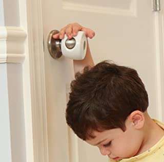 nursery door latch cover
