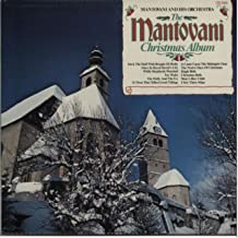 Mantovani & his Orchestra An Album of Christmas Music Original Decca Records FFRR release LK 4235 Imported from England (1958)