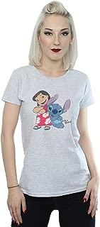 Disney Women's Classic Lilo & Stitch T-Shirt