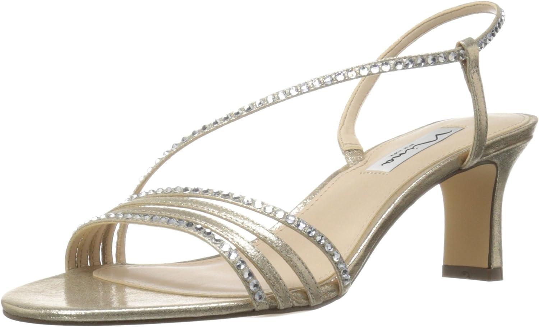 Nina Womens Gerri-fy Dress Sandal