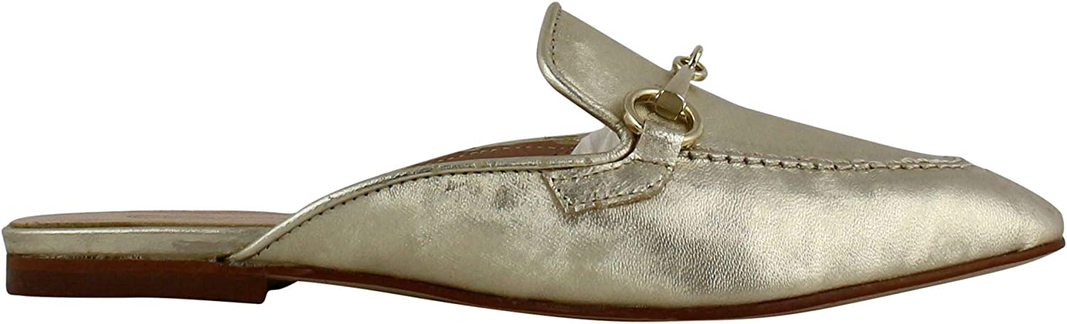 CLARYS Women's 4915PLATINO Silver Leather Sandals