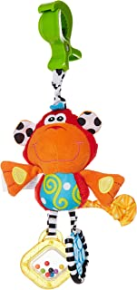 Playgro Dingly Dangly Curly The Monkey Infant Toy, Pack of 0