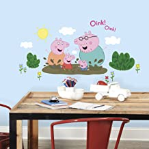 Best peppa pig wall stickers large Reviews