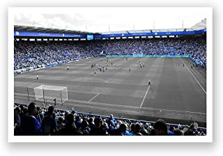 ArtsyCanvas Leicester City Football Club - King Power Stadium (43x24 Poster)