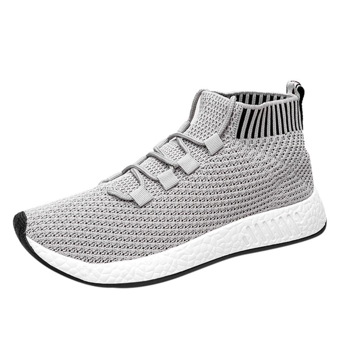 Zapatos hombre deportivos, Zapatos de running altos para hombres ...