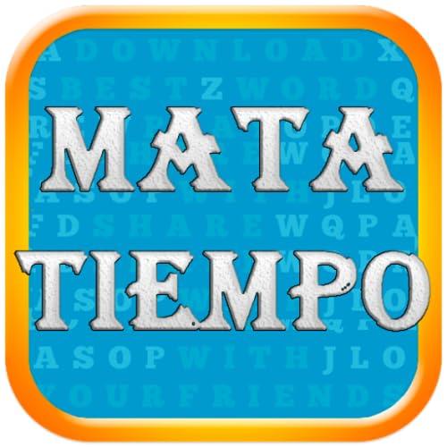 Mata Tiempo - Word Search Spanish
