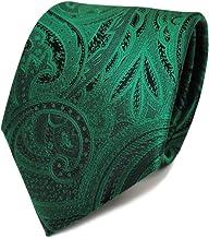 Tie TigerTie raso cravatta helles menta verde uni poliestere