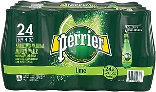 Perrier Sparkling Natural Mineral Water, Citron Lemon-Lime (16.9 oz. bottles., 24 ct.)ES (1)