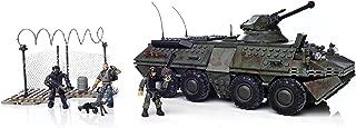Mega Bloks Call of Duty Combat Vehicle Attack Building Set