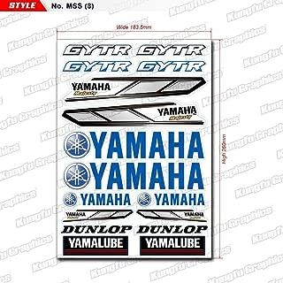 yamaha waverunner sticker kits