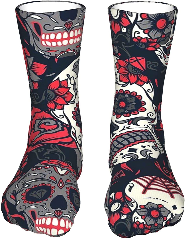 Pink Sugar Skullteen'S Max 88% OFF Sockings Boy'S Soft Mail order cheap Breathabl Casual Sock