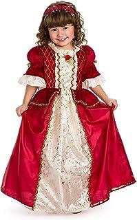 Little Adventures Winter Beauty Princess Dress Up Costume (Medium Age 3-5)