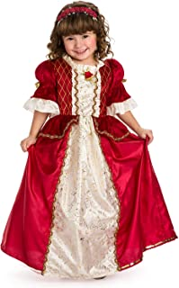 Little Adventures Winter Beauty Princess Dress Up Costume