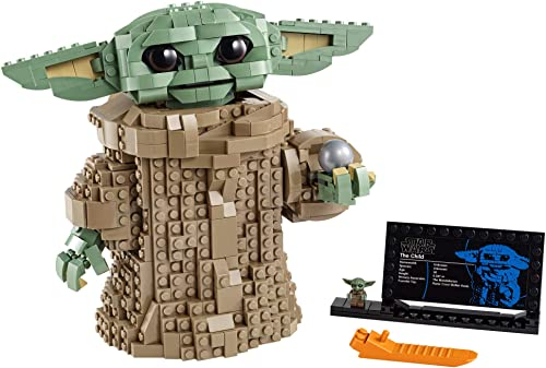 popular LEGO Star Wars: The Mandalorian The Child 75318 Building Kit; Collectible high quality Buildable Toy Model for Ages online 10+, New 2020 (1,073 Pieces) online sale