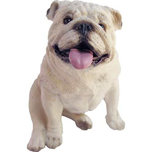 Bulldog Statues: Amazon com