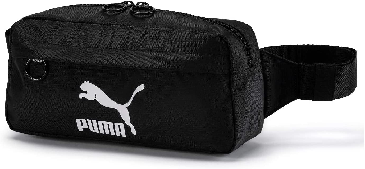 PUMA 07607101 ORIGINALS BUM BAG, Black