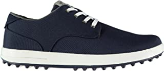 Slazenger Mens Lace Up Cushioned Insole Casual Golf Shoes
