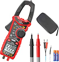 KAIWEETS Digital Clamp Meter T-RMS 6000 Counts, Multimeter Voltage Tester Auto-ranging,..
