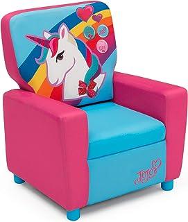 Delta Children High Back Upholstered Chair, JoJo Siwa