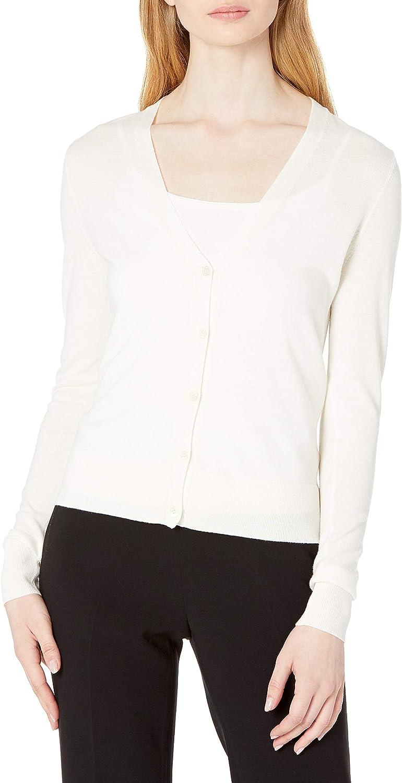 Theory Women's Cardigan Merino Wool Sweater