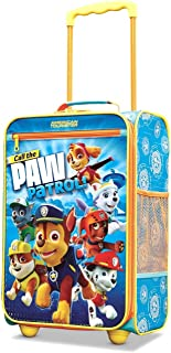 Kids Carry On Luggage - American Tourister Paw Patrol 18 - Blue