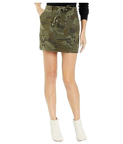 Sanctuary Emerson Skirt (Dark Mineral Camo) Women