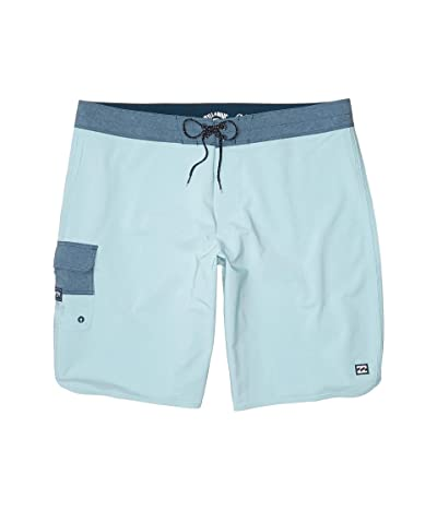 Billabong 73 Pro 20 Boardshorts (Sky Blue) Men