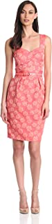 French Connection Women's Fantasy Jacquard Sweetheart Dress