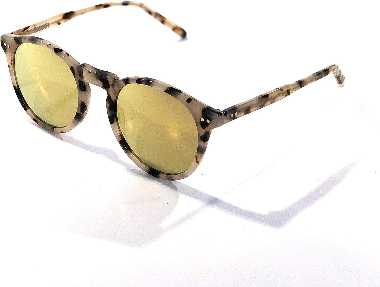 Rebel Optic Women's Sunglasses  The Joan  Designer Sunglasses with Mirrored Lenses