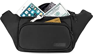 Fanny Waist Pack Bag for Men and Women Fanny Bag for Cycling Travling