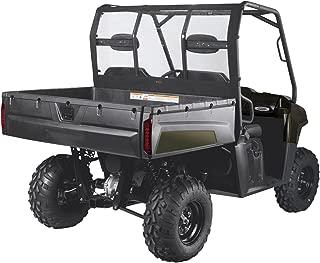 Classic Accessories QuadGear Extreme UTV Rear Window For Polaris Ranger XP/HD, Black