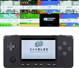 TAPDRA Handheld Odroid Go Advance Game Station with 7800+ Games with OGA Ora v1.65 Retropie Emulation Station - Plug&Play