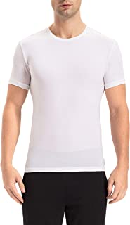 Underwear Mens Light Short Sleeve Crew Neck Tee