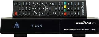 Zgemma H7C DVB-S2X + 2 x DVB-T2/C Ricevitore TV via cavo Satellite IPTV decoder (HDD,KODI,CI+,IPTV)