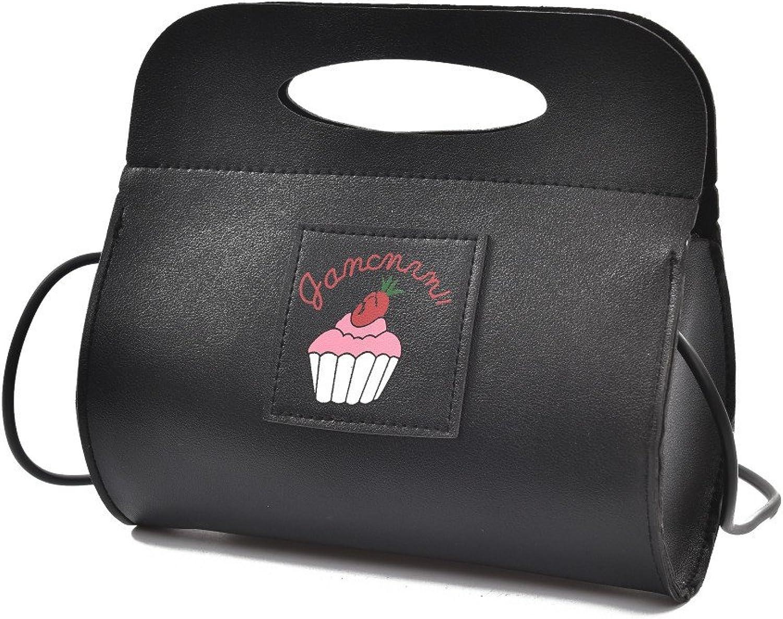 Shoulder Diagonal Package Cute Little Shoulder Bag Korean Diagonal Package Cake Handbag