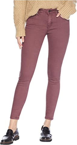 Dayley Jeans in Magenta Fade
