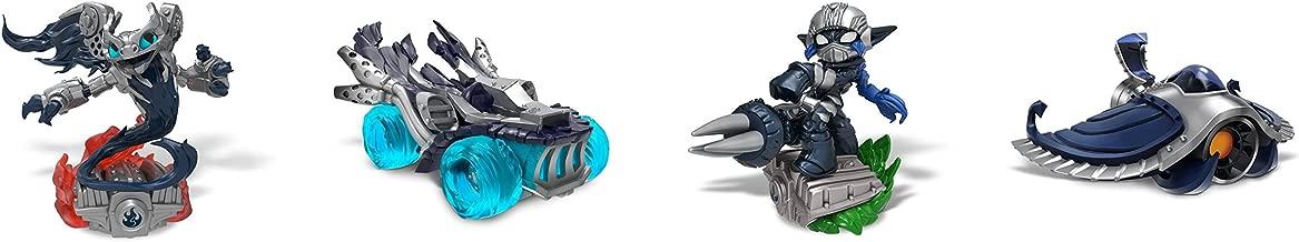 Skylanders Superchargers Dark Edition 5 Figure Set -