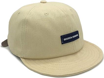 Croogo Soft Short Brim Hat Low Profile Leisure Unstructured Cap Baseball Hats