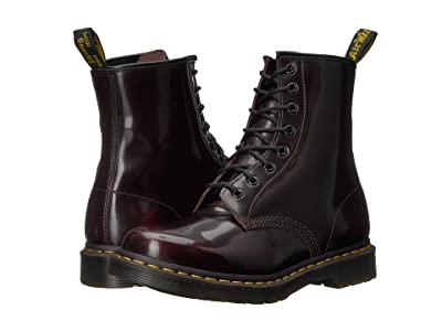 Dr. Martens 1460 W (Cherry Red Arcadia Leather) Women