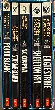 Alex Rider: The Blockbuster Series Boxed Set (Stormbreaker, Point Blank, Skeleton Key, Eagle Strike, Scorpia)