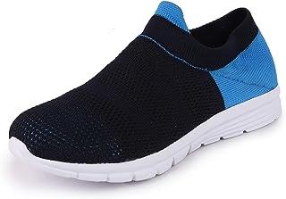 FAUSTO Women's Ultra Lightweight Sports Walking Shoes