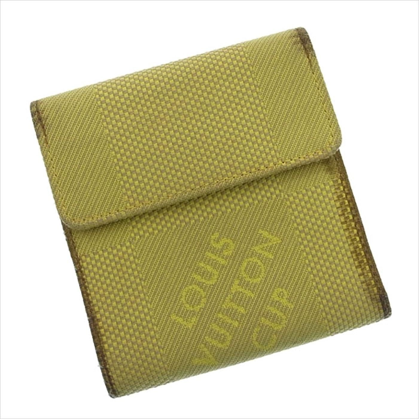 抜本的なルーフブラシルイヴィトン Louis Vuitton 三つ折り財布 限定商品レア ユニセックス ヴィトンカップ2003 M80639 ロゴ 中古 I103