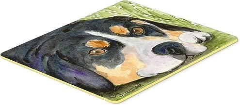 Caroline's Treasures SS8596JCMTEntlebucher Mountain Dog Kitchen or Bath Mat, 24 by 36, Multicolor