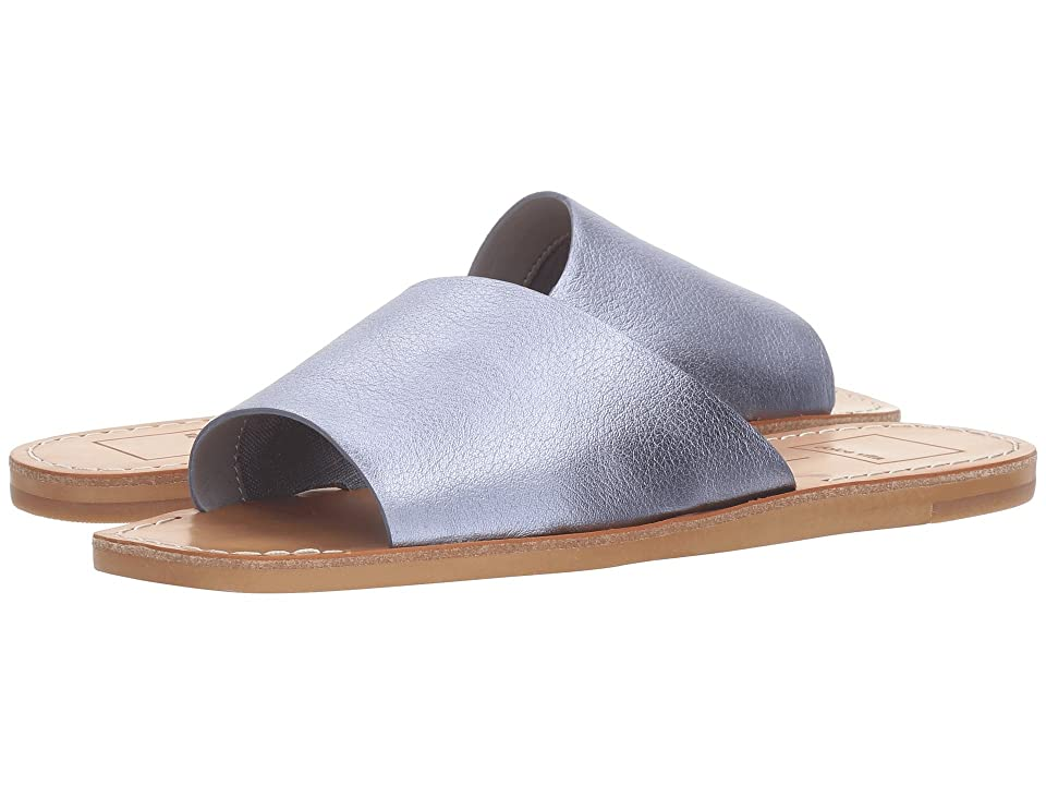 Dolce Vita Cato (Metallic Blue Leather) Women