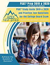 PSAT Prep 2019 & 2020 with Practice Test: PSAT Study Guide 2019 & 2020 and Practice Test Questions for the College Board Exam [Includes Detailed Answer Explanations]